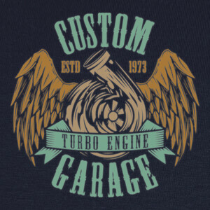 Camisetas Custom Garage