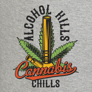 Camisetas Cannabis Chills
