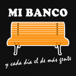 Camisetas Mi banco