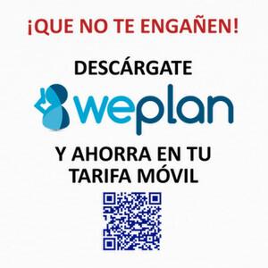 Camisetas WeplanApp QR