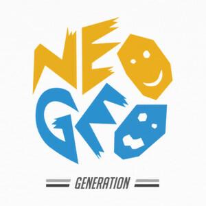 Camisetas Neo Geo Generation - Blanco