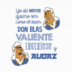 Camisetas Soy como Don Blas