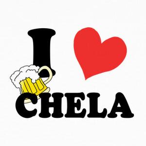 Camisetas I ♥ chela