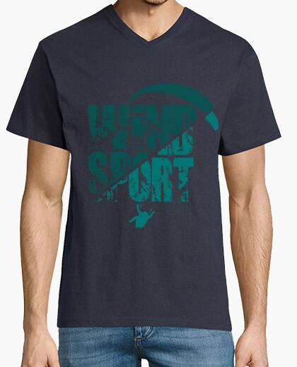 Camiseta windsport parapente parapente