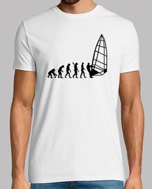 windsurfen evolution