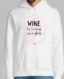 Wine: A Hug In a Glass