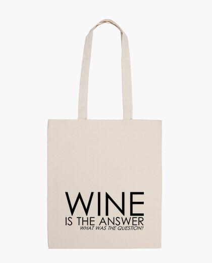Bolsa Wine Tote Bag