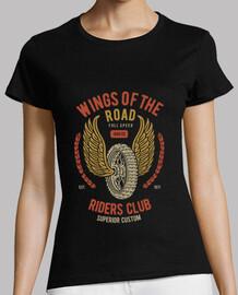 wings of road