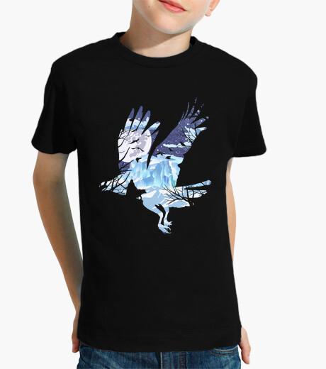 Ropa infantil Winter Crow