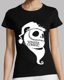 Winter is coming- Nightmare before Chri