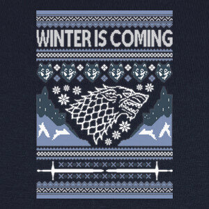Camisetas Winter is Coming Ugly Sweater