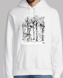 winter nlei forest