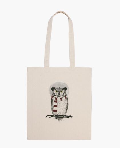 Borsa winter owl