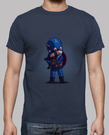 winter soldier - shirt guy