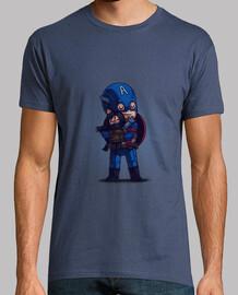 winter soldier - shirt guy