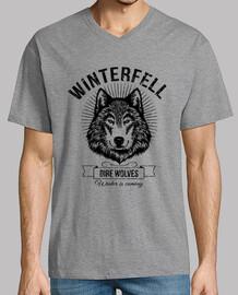 Winterfell - Loup-Garou (Game of Thrones)