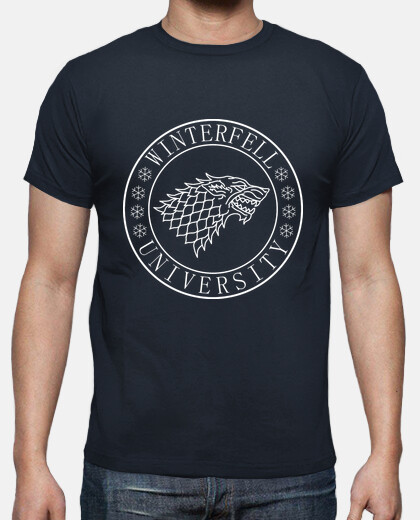 Camisetas Winterfell University