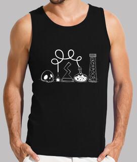 wissenschaft - ärmelloser junge