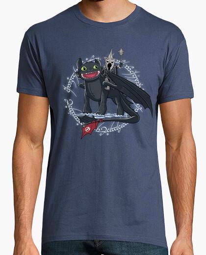 Camiseta Witch King of Berk
