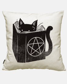 Witchcraft cat