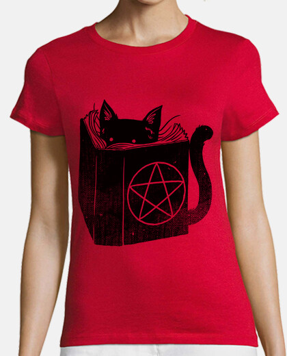 Witchcraft cat T-Shirt