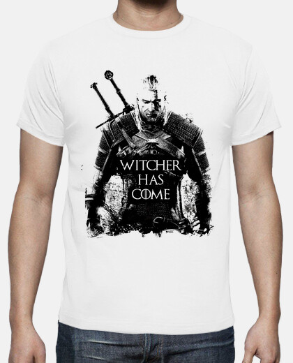 witcher has come