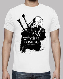 witcher is coming