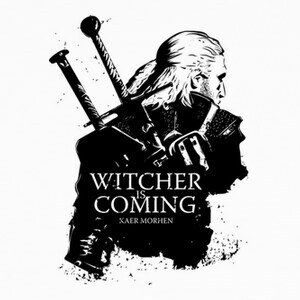 Witcher Is Coming T-shirts