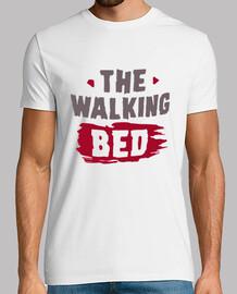 wlaking il letto