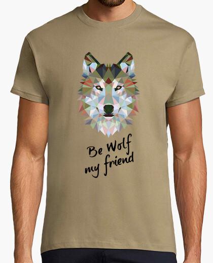 Wolf be my friend. m / c boy t-shirt