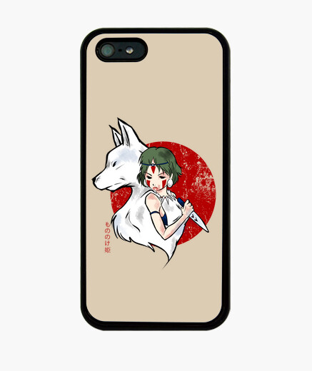 Funda iPhone Wolf blood