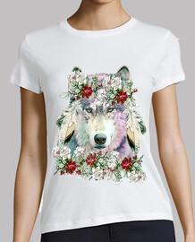 wolf boho