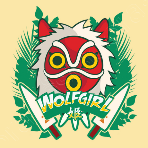 Wolf Girl Princess Mononoke Iphone Cases 1518900 Tostadora Com