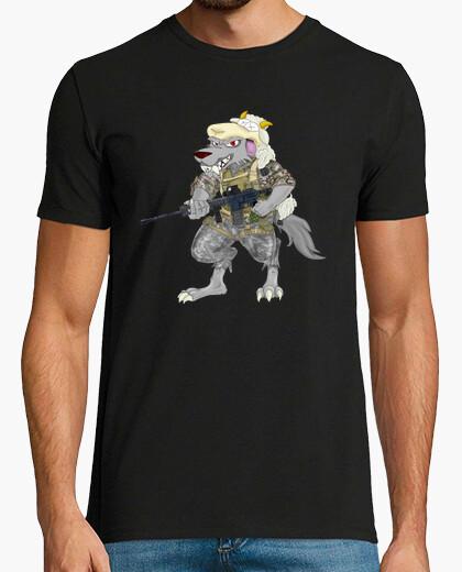 Camiseta Wolf Humadracobane