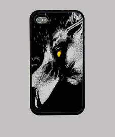 wolf mobile case y.es 058b 2019 wolf