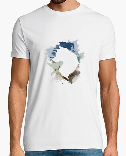 Camiseta Wolf of the North