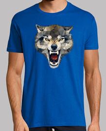 Wolf Techy Art
