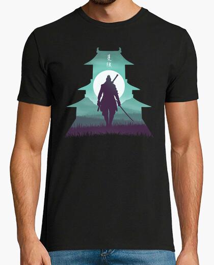 Wolf the shinobi t-shirt