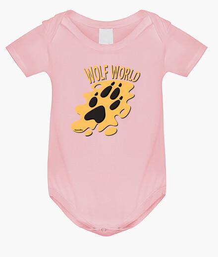 Ropa infantil Wolf World