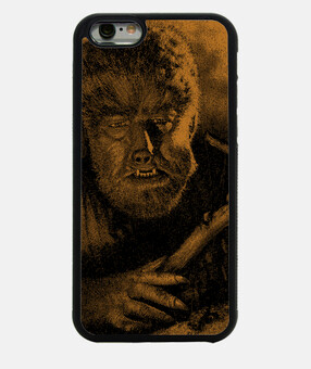Wolfie iPhone cover