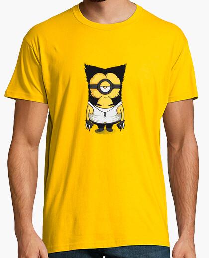 T-shirt wolvenion