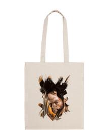 Wolverine caricature