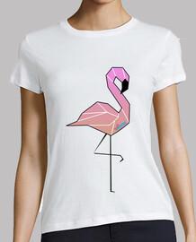Woman Flamingo
