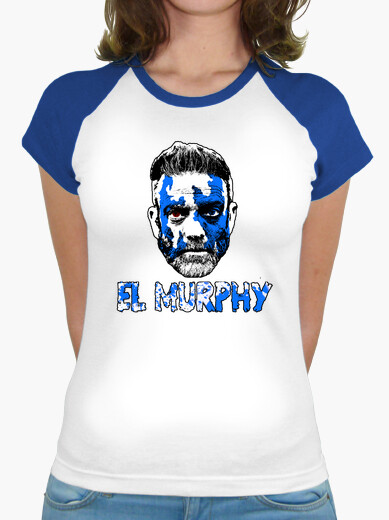 Woman t-shirt two colors the murphy
