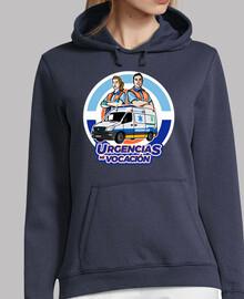 Women, hoodie, dark blue