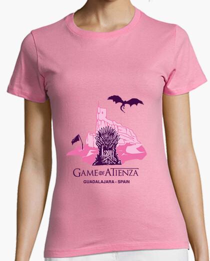 Women, short sleeve, pink, premium quality t-shirt