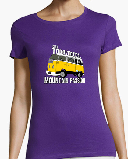 Women, short sleeve, purple, premium...