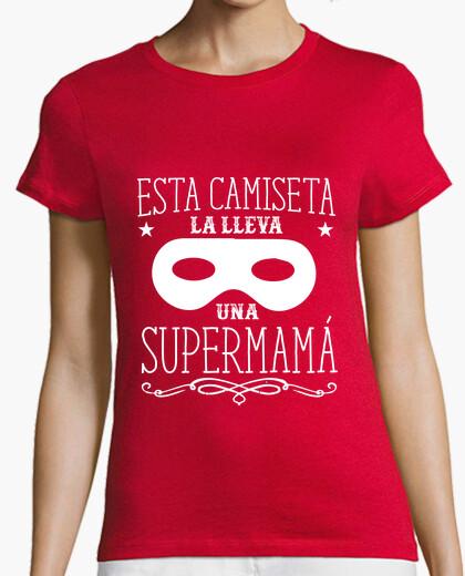Women, short sleeve, red, premium quality t-shirt