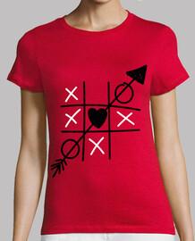 Women, short sleeve, red, premium quality