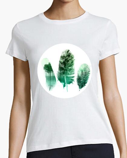 Women, short sleeve, white, premium quality t-shirt